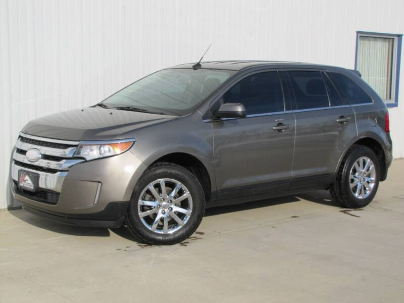 2013 Ford Edge for sale at Lyman Auto in Griswold IA