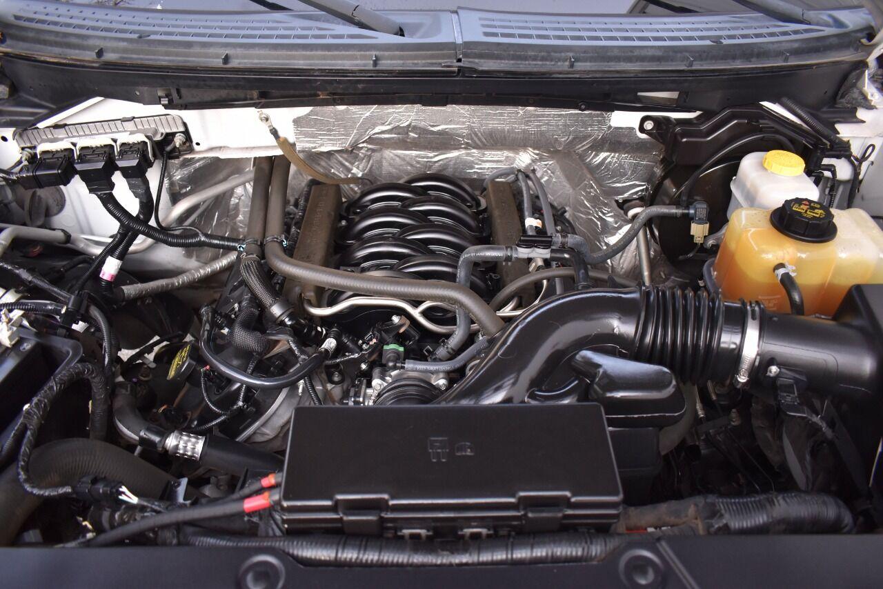 2014 Ford F-150 XLT 4×4 4dr SuperCrew Styleside 6.5 ft. SB full