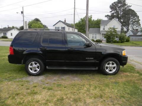2004 Ford Explorer for sale at SeaCrest Sales, LLC in Elizabeth City NC