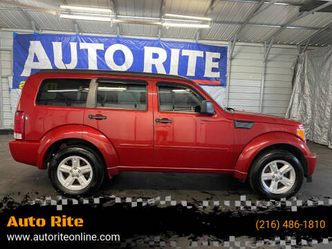 2011 Dodge Nitro for sale at Auto Rite in Bedford Heights OH
