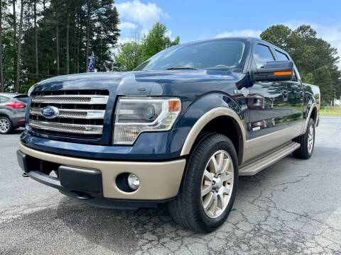 2013 Ford F-150 for sale at Airbase Auto Sales in Cabot AR