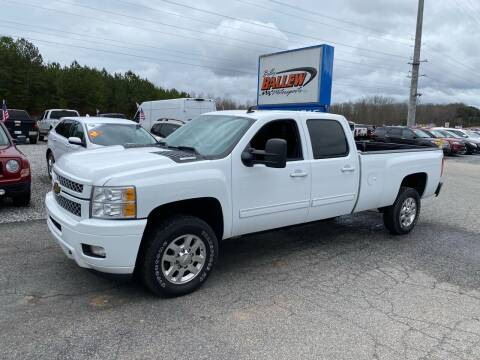 2013 Chevrolet Silverado 3500HD for sale at Billy Ballew Motorsports in Dawsonville GA