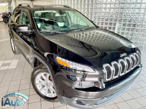 2014 Jeep Cherokee for sale at iAuto in Cincinnati OH
