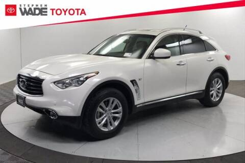 2016 Infiniti QX70 for sale at Stephen Wade Pre-Owned Supercenter in Saint George UT