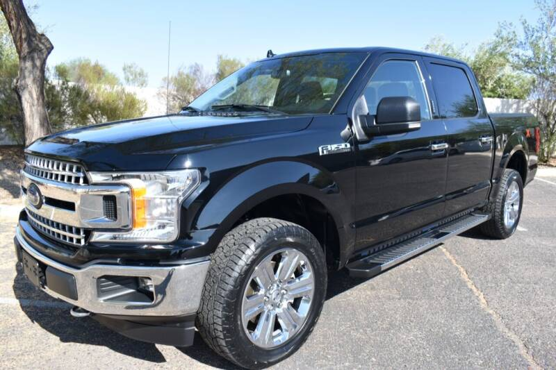 2018 Ford F-150 for sale at AMERICAN LEASING & SALES in Tempe AZ