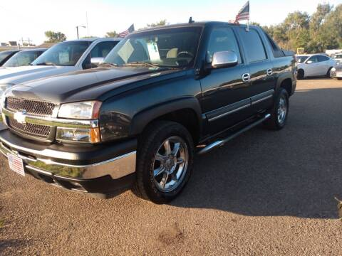 2006 Chevrolet Avalanche for sale at L & J Motors in Mandan ND