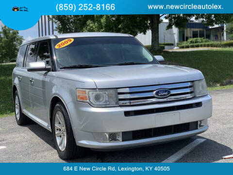 2009 Ford Flex for sale at New Circle Auto Sales LLC in Lexington KY