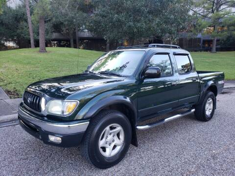 2003 Toyota Tacoma for sale at Houston Auto Preowned in Houston TX