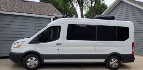 2019 Ford Transit Passenger for sale at Earley Enterprises in Overland Park KS