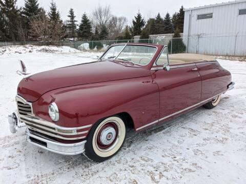 1949 Packard Super Eight Victoria Coupe