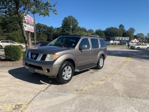 2006 Nissan Pathfinder for sale at Kelly & Kelly Auto Sales in Fayetteville NC