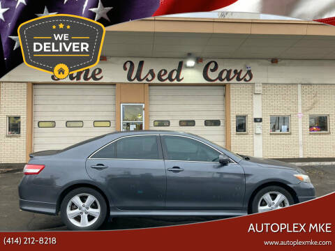 2010 Toyota Camry for sale at Autoplex MKE in Milwaukee WI