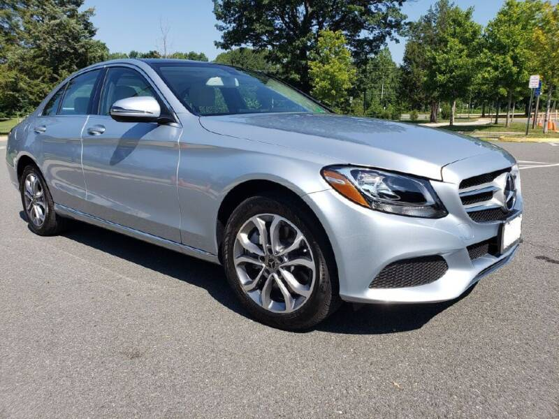2018 Mercedes-Benz C-Class for sale at GEARHEADS in Vienna VA