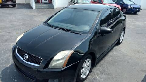 2010 Nissan Sentra for sale at AFFORDABLE AUTO SALES in We Finance Everyone! FL