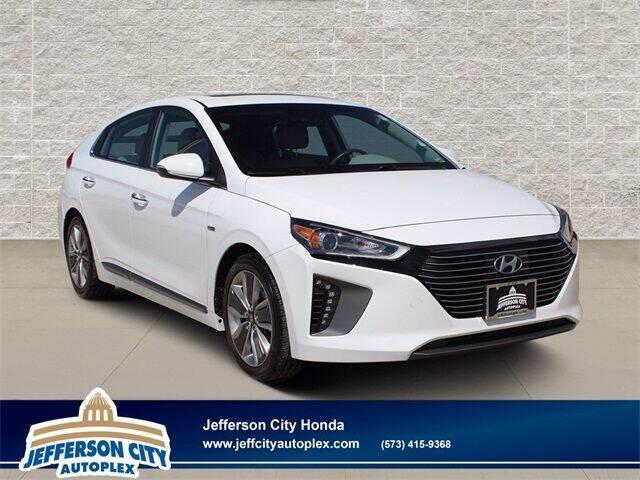 2019 Hyundai Ioniq Hybrid for sale in Jefferson City, MO