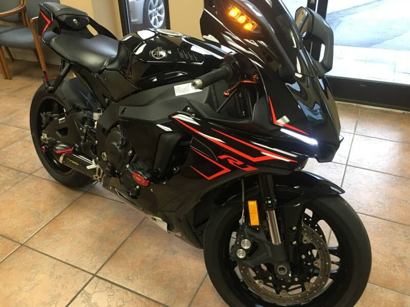 2017 Yamaha YZF-R1 for sale at Highlands Luxury Cars, Inc. in Marietta GA