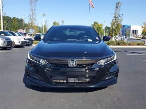 2018 Honda Accord for sale at Lou Sobh Kia in Cumming GA