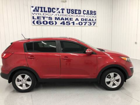 2011 Kia Sportage for sale at Wildcat Used Cars in Somerset KY
