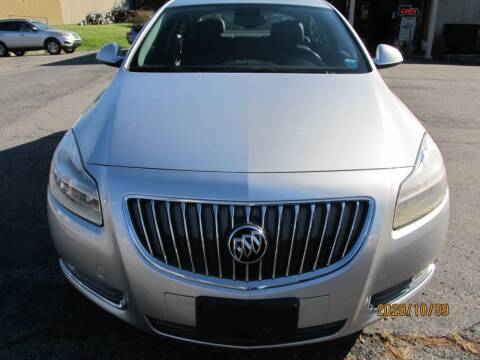 2011 Buick Regal for sale at Mid - Way Auto Sales INC in Montgomery NY