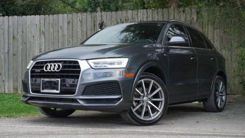 2018 Audi Q3 for sale at Hidalgo Motors Co in Houston TX