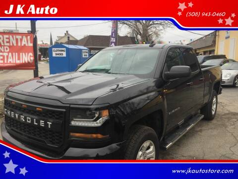 2017 Chevrolet Silverado 1500 for sale at Webster Auto Sales in Webster MA