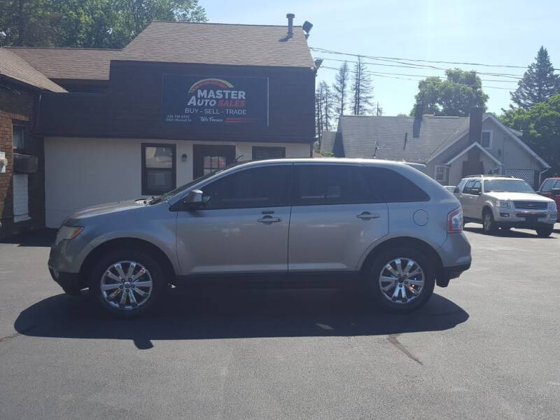 2008 Ford Edge for sale at Master Auto Sales in Youngstown OH