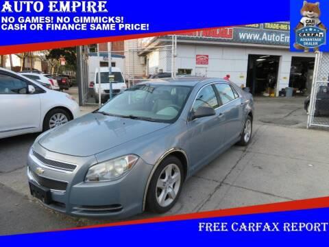 2009 Chevrolet Malibu for sale at Auto Empire in Brooklyn NY