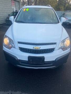 2014 Chevrolet Captiva Sport for sale at Right Choice Automotive in Rochester NY