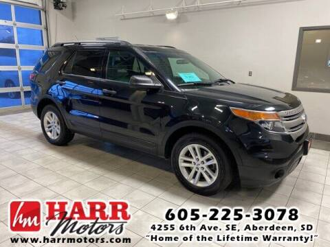 2015 Ford Explorer for sale at Harr's Redfield Ford in Redfield SD