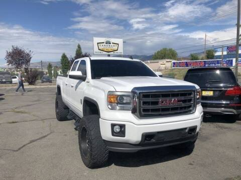 2015 GMC Sierra 1500 for sale at CarSmart Auto Group in Murray UT