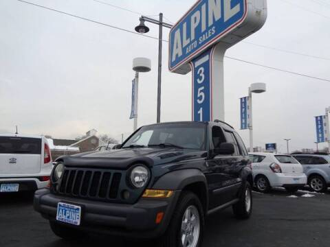 2005 Jeep Liberty for sale at Alpine Auto Sales in Salt Lake City UT