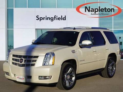 2013 Cadillac Escalade for sale at Napleton Autowerks in Springfield MO