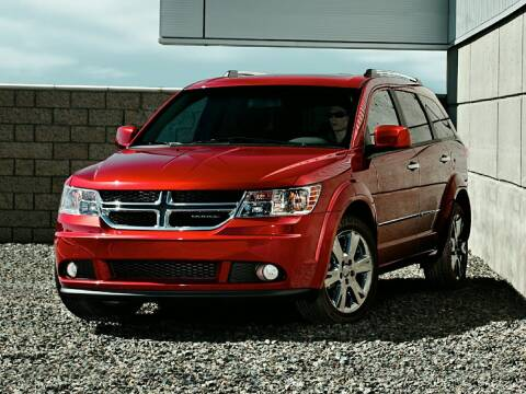 2017 Dodge Journey for sale at GRIEGER'S MOTOR SALES CHRYSLER DODGE JEEP RAM in Valparaiso IN