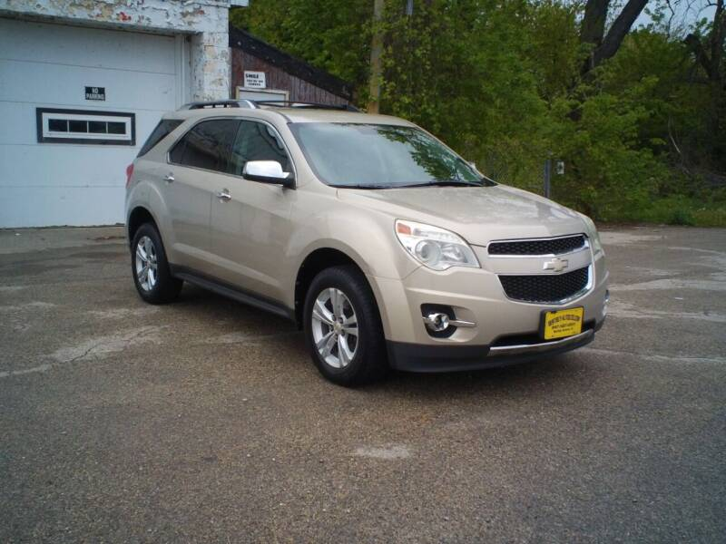 2010 Chevrolet Equinox for sale at BestBuyAutoLtd in Spring Grove IL