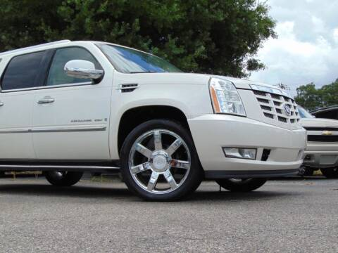 2007 Cadillac Escalade ESV for sale at Ratchet Motorsports in Gibsonton FL