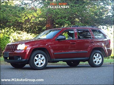 2008 Jeep Grand Cherokee for sale at M2 Auto Group Llc. EAST BRUNSWICK in East Brunswick NJ