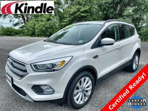 2019 Ford Escape for sale at Kindle Auto Plaza in Middle Township NJ