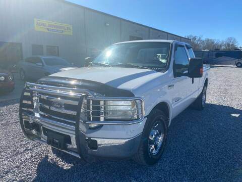 2006 Ford F-250 Super Duty for sale at Alpha Automotive in Odenville AL