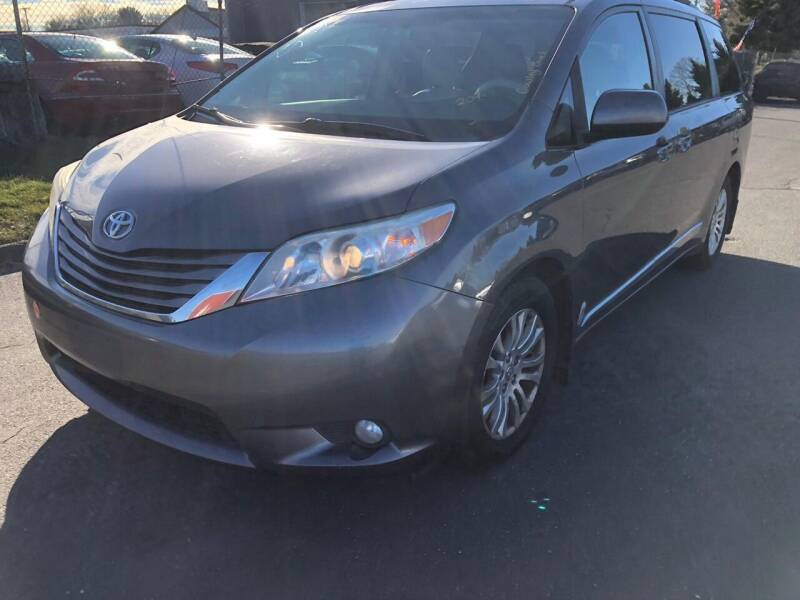 2011 Toyota Sienna for sale at USA Auto Sales in Kensington CT