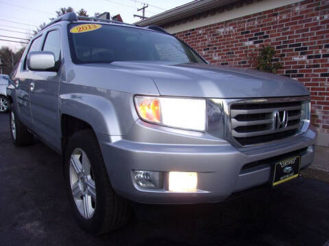 2013 Honda Ridgeline for sale at Certified Motorcars LLC in Franklin NH