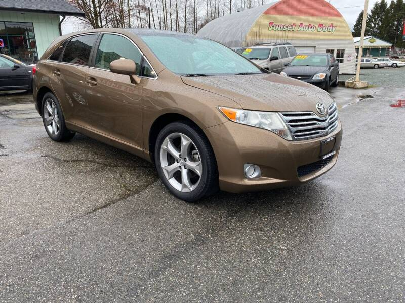 2009 Toyota Venza for sale at Low Auto Sales in Sedro Woolley WA