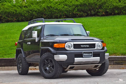 2007 Toyota FJ Cruiser for sale at Rosedale Auto Sales Incorporated in Kansas City KS