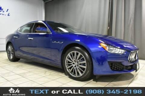 2020 Maserati Ghibli for sale at AUTO HOLDING in Hillside NJ