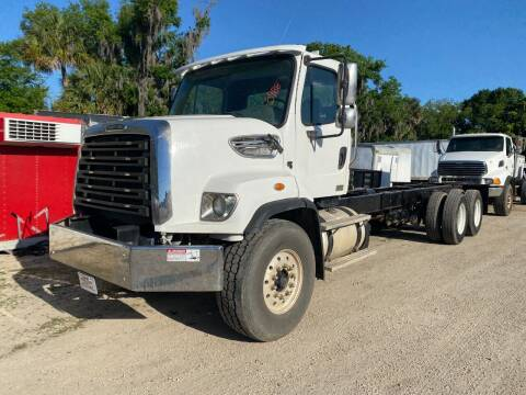 2013 Freightliner 108 SD for sale at DEBARY TRUCK SALES in Sanford FL
