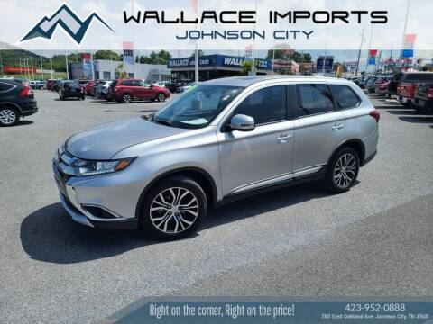 2018 Mitsubishi Outlander for sale at WALLACE IMPORTS OF JOHNSON CITY in Johnson City TN