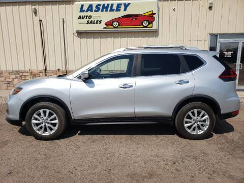 2018 Nissan Rogue for sale at Lashley Auto Sales in Mitchell NE