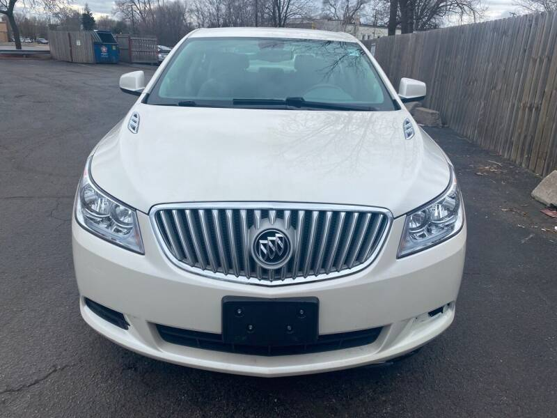 2010 Buick LaCrosse for sale at Pay Less Auto Sales Group inc in Hammond IN