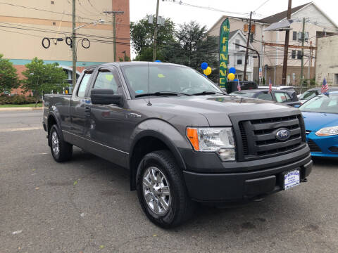 2012 Ford F-150 for sale at 103 Auto Sales in Bloomfield NJ