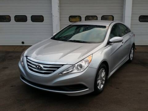 2014 Hyundai Sonata for sale at Action Automotive Inc in Berlin CT
