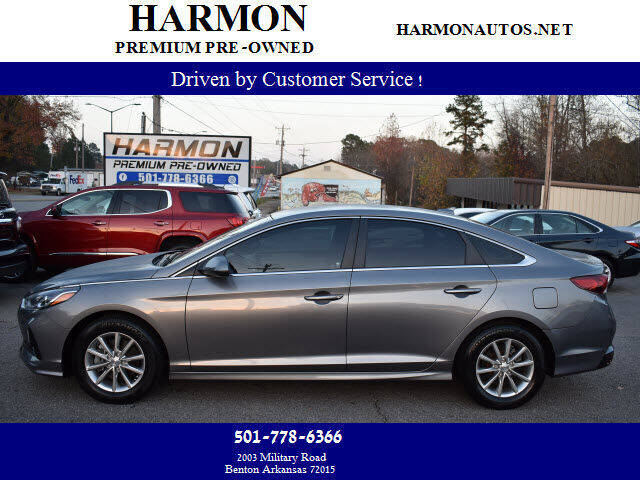 2018 Hyundai Sonata for sale at Harmon Premium Pre-Owned in Benton AR